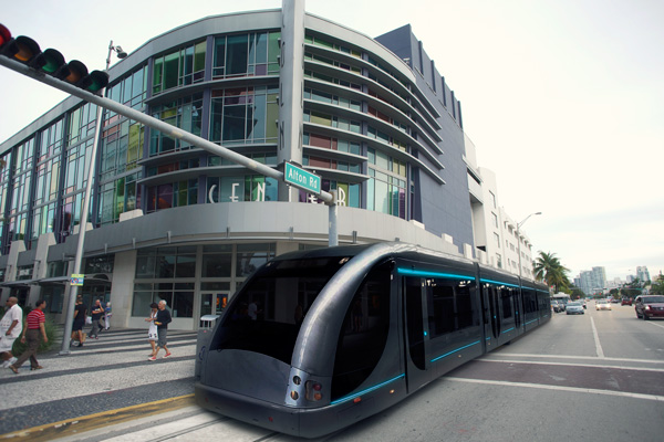 2020 Vision DecoTram on Alton Road